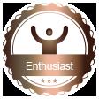 Badge level image