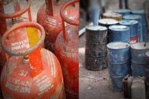 Ideas to reduce diversion in LPG & Kerosene