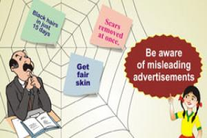 Suggestions on the role of the voluntary consumer organisations in tackling the menace of Misleading Advertisements