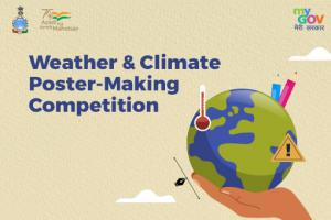 Weather & Climate Poster Making Competition