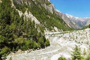 Development of Gangotri and Gaumukh