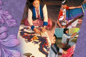 Share your views on Promotion of Carpet Weaving
