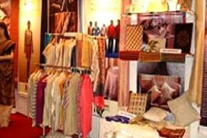 How to increase the demand of Indian silk products in the country as well as abroad?