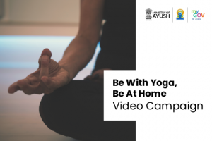 Be With Yoga, Be At Home